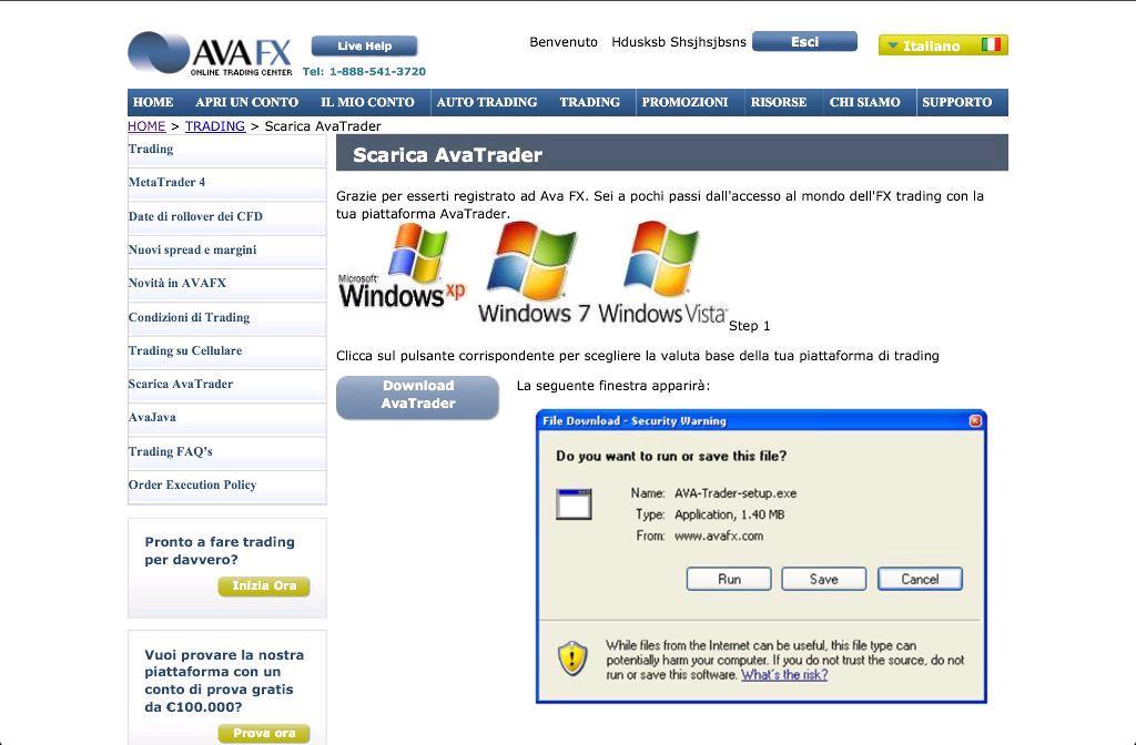 Ava fx trader download movie