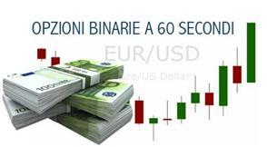 Opzioni binarie 60 secondi, strategia di guadagno con candlestick