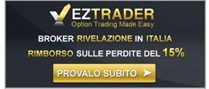 Recensione broker opzioni binarie EzTrader