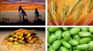 Commodity stock trade strategy affect