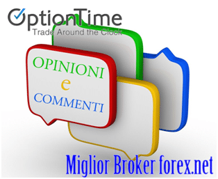 Opinioni e commenti OptionTime