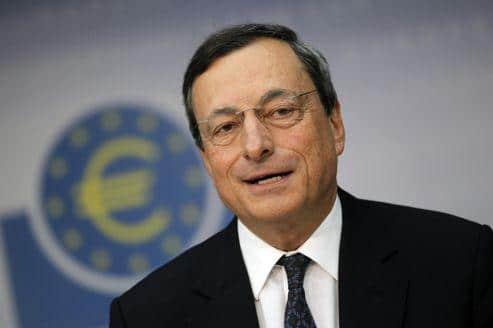 Mario Draghi opzioni binarie