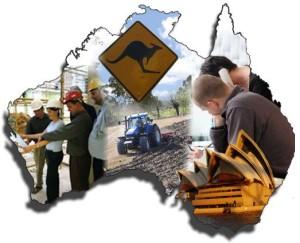 australian change