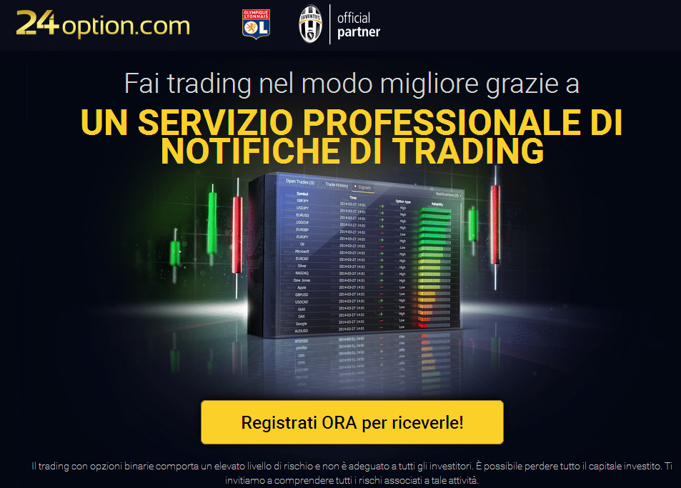 segnali e bonus 24option