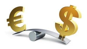 euro e dollaro