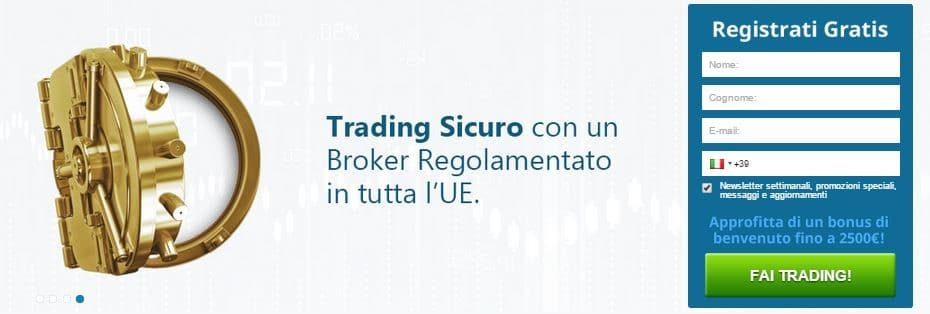 optiontime broker regolamentato
