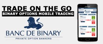 versione mobile banc de binary