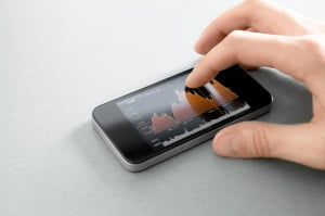 trading in mobile