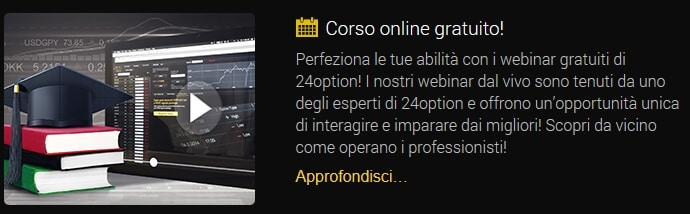 trading opzioni binarie pdf 24option