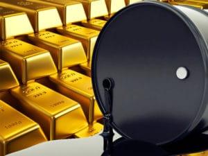 trading petrolio e oro