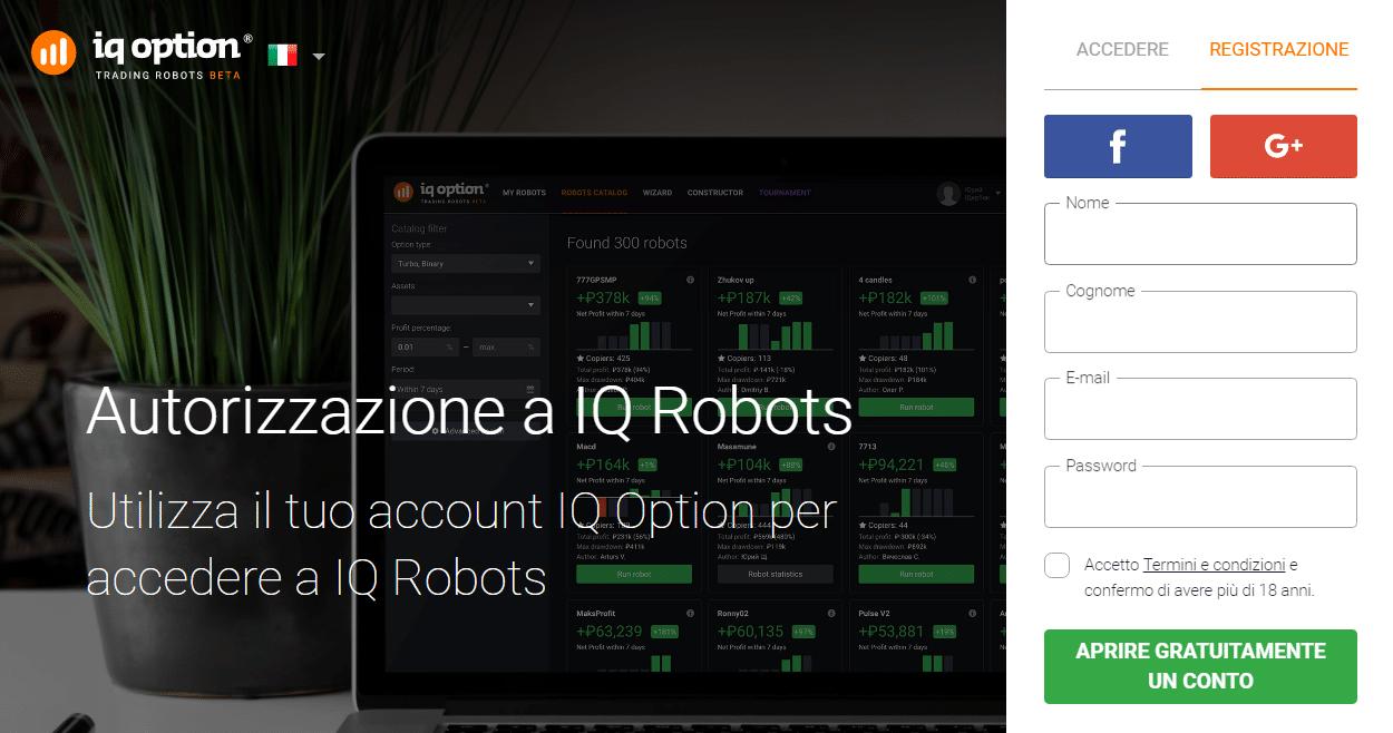 registrazione-iq-robots