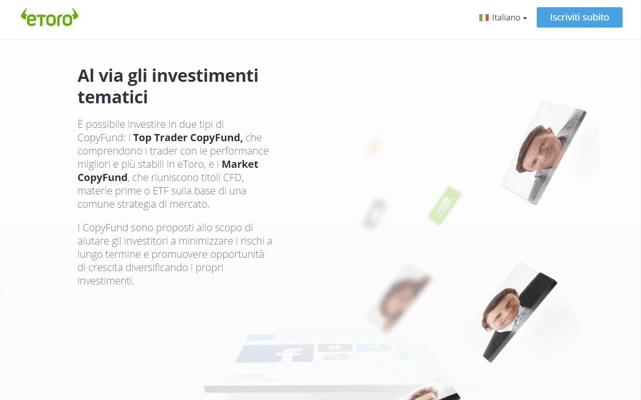 investimenti copyfunds