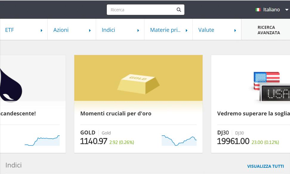 mercati etoro