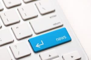 news trading