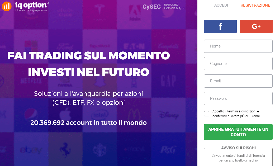 iq option criptovalute trading guida