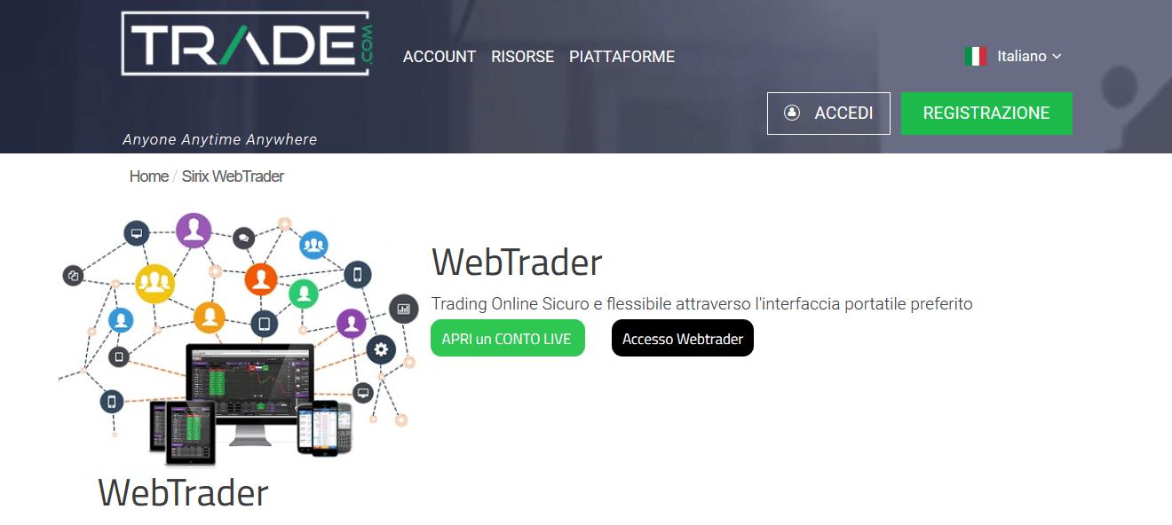 sirixwebtrader