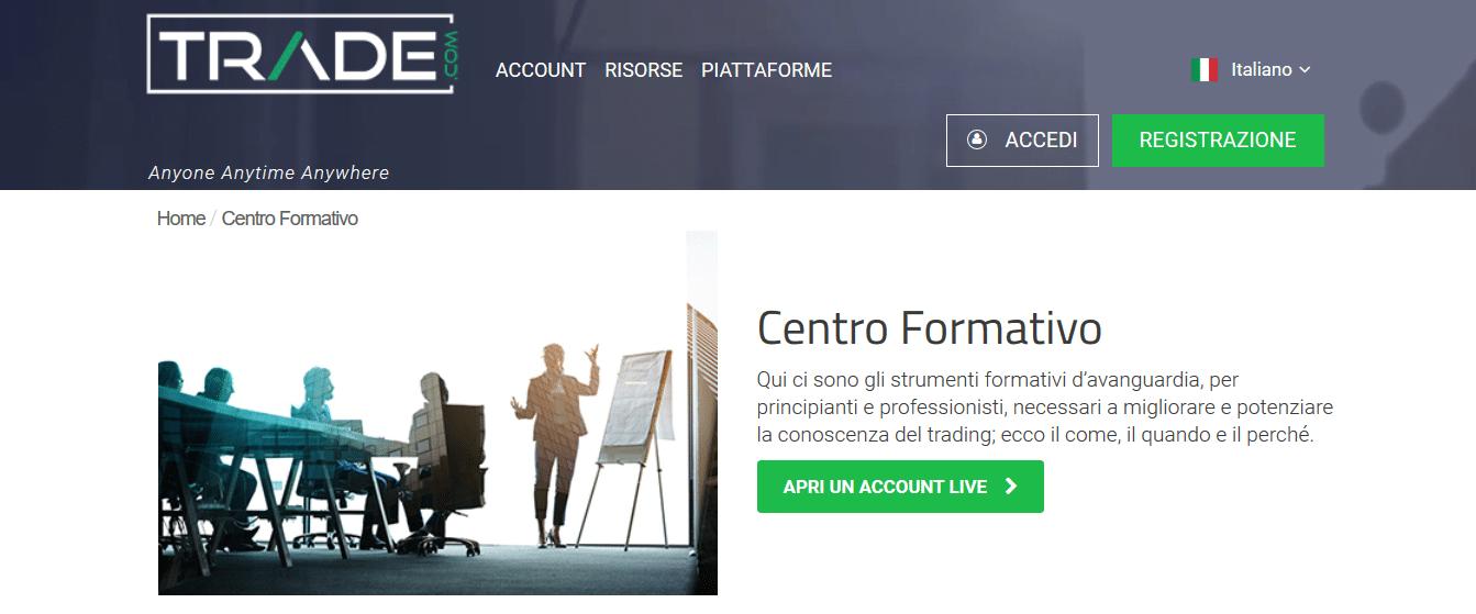 trade.com centro formativo