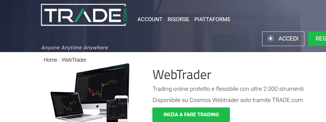 demo webtrader