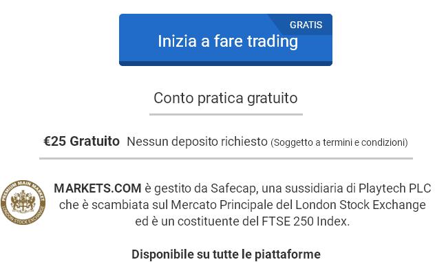 markets.com 25€ gratis