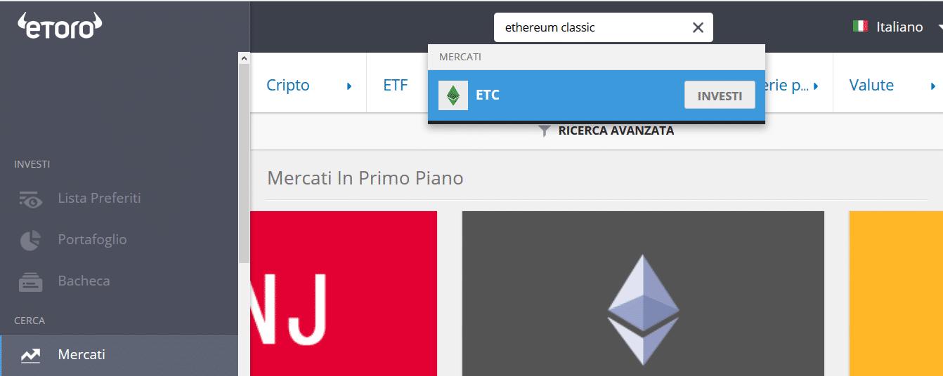 ethereum classic etoro