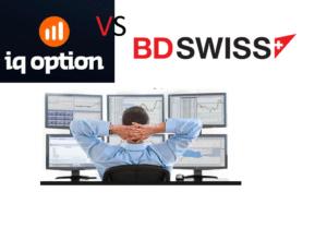 Strumenti di trading BDswiss e IQ Option: quale scegliere