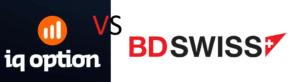 IQ Option o BDSwiss