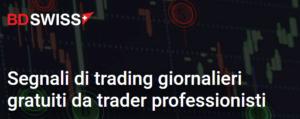BDSwiss piattaforma di trading