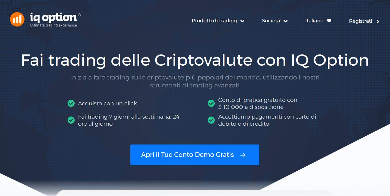 trading cripto broker