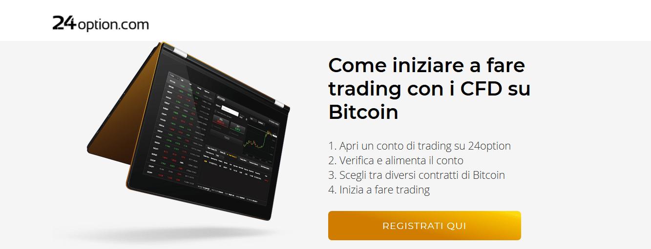 iniziare trading
