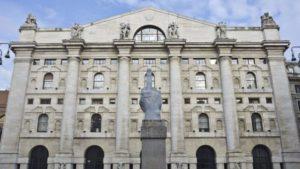 Borsa Milano azioni