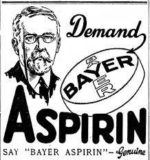 Bayer aspirina