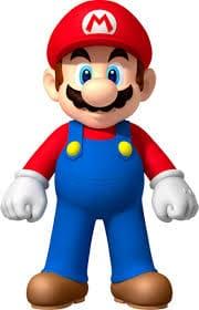 Mario Nintendo azioni