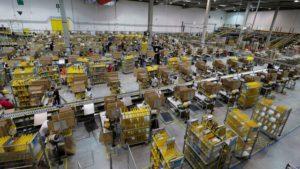 Amazon magazzini