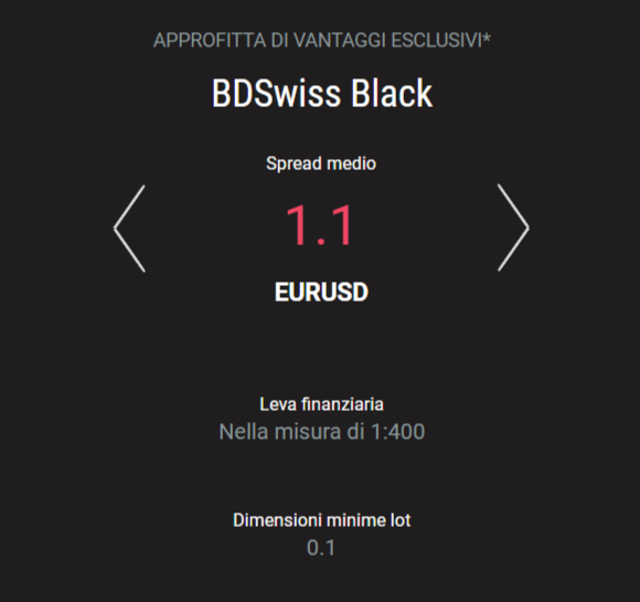 bdswiss conto black
