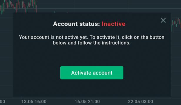 attivare account xtb