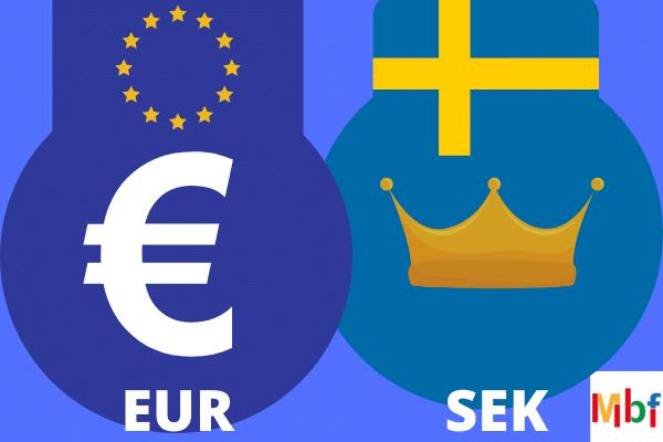 Guida al trading EUR/SEK (euro/corona svedese)