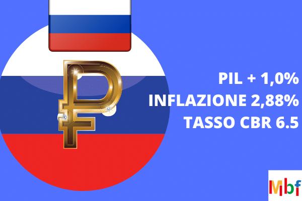 dati macroeconomici russia 2019