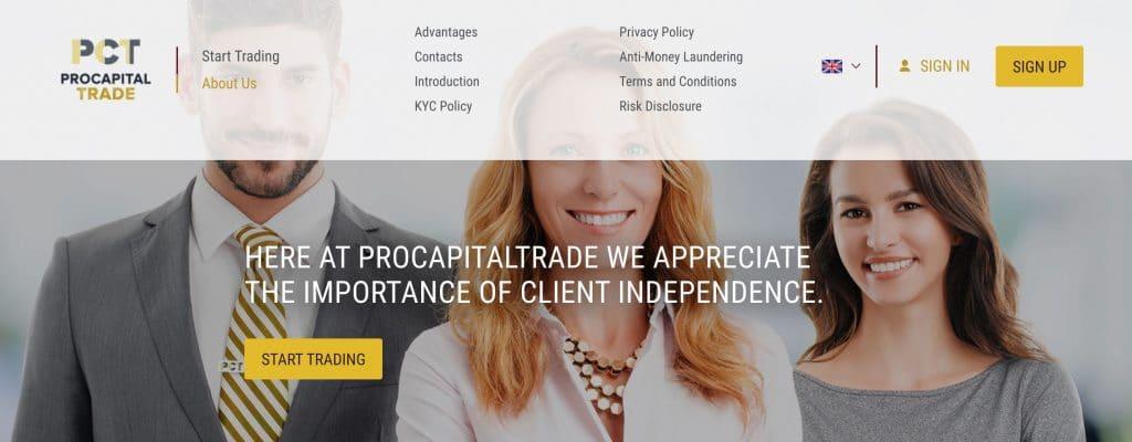 Pro Capital Trade