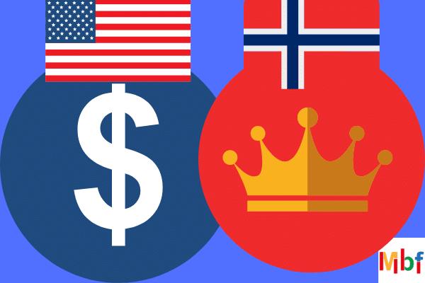 Guida al trading USD/NOK