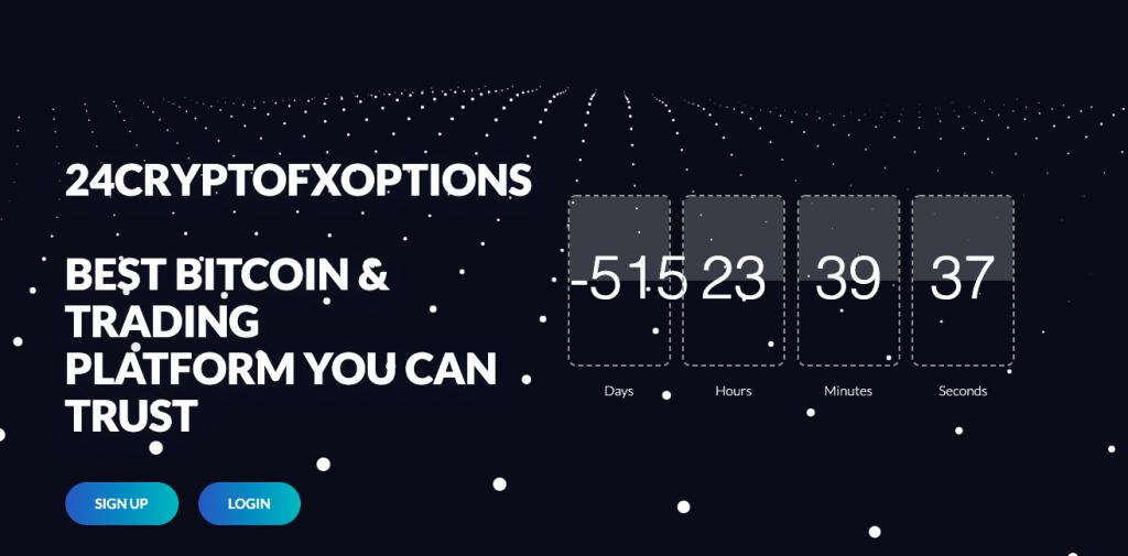 24Cryptofxoptions è una truffa? l'analisi di migliorbrokerforex.net