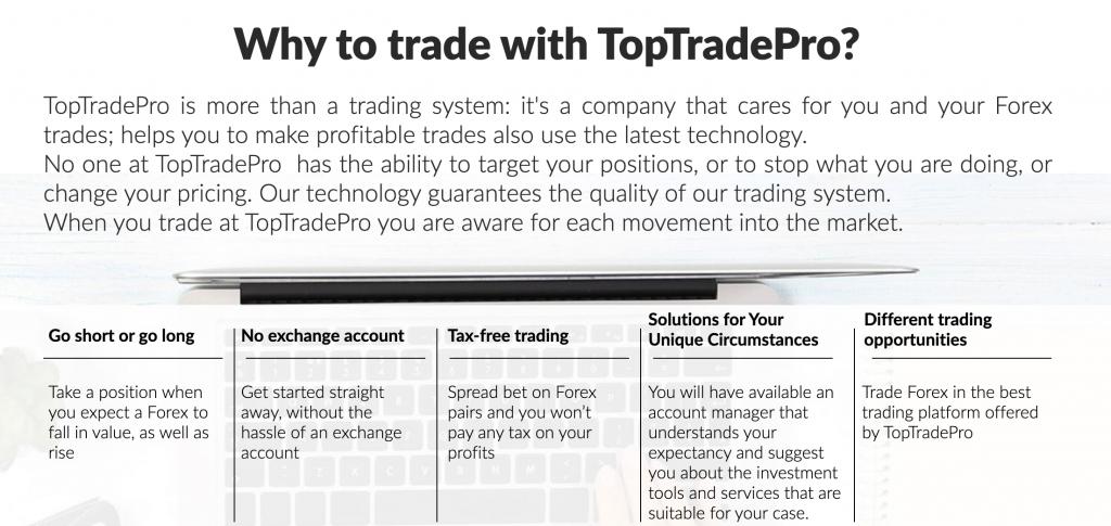 top trade pro broker è una truffa?
