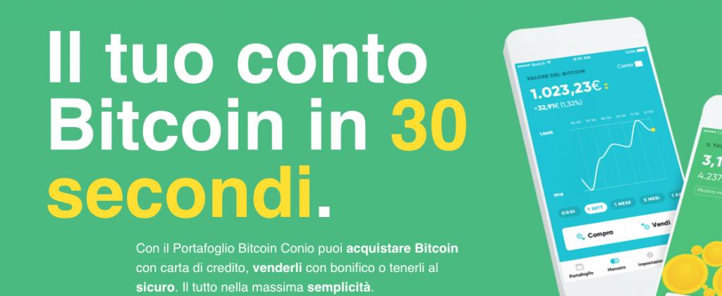 conio app bitcoin
