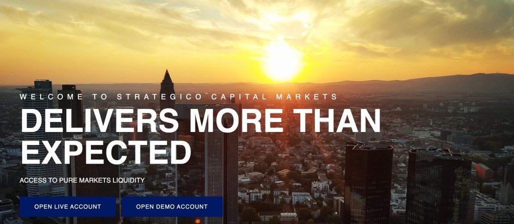 Strategico Capital Markets