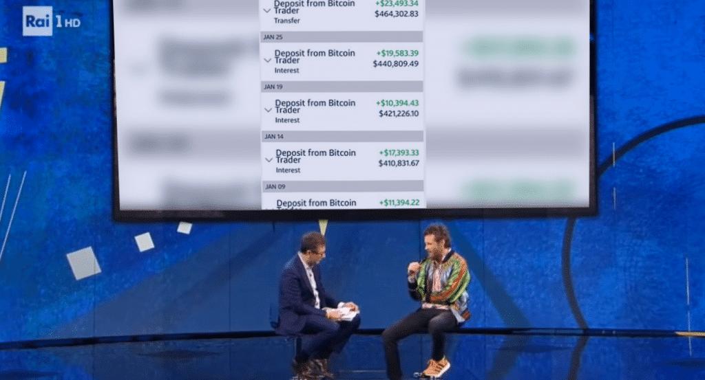 attenzione alle truffe con i programmi fasulli che propongono guadagni in bitcoin
