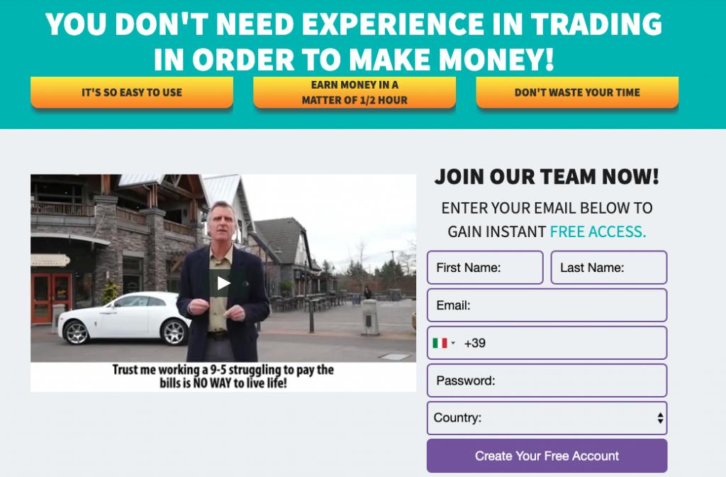 xSystem trader è una truffa