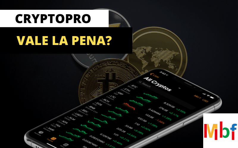 Cryptopro è una truffa? Recensione ed opinioni