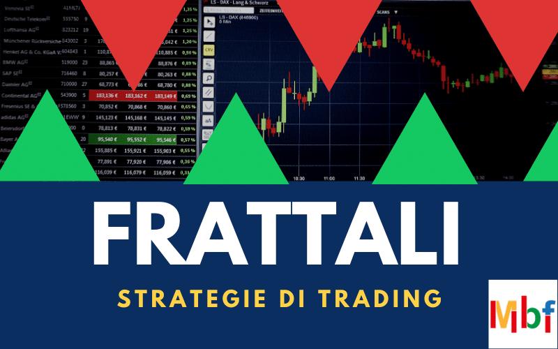strategie di trading con i frattali