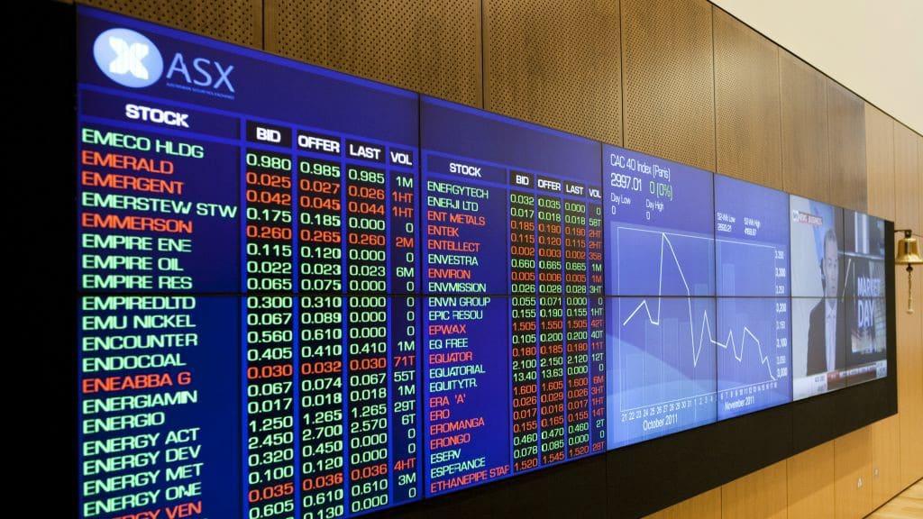 guida al trading dell'indice di borsa ASX 200