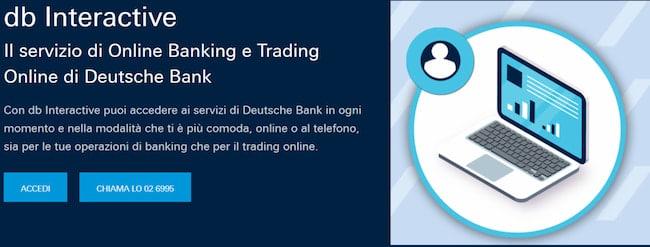 db interactive trading conviene