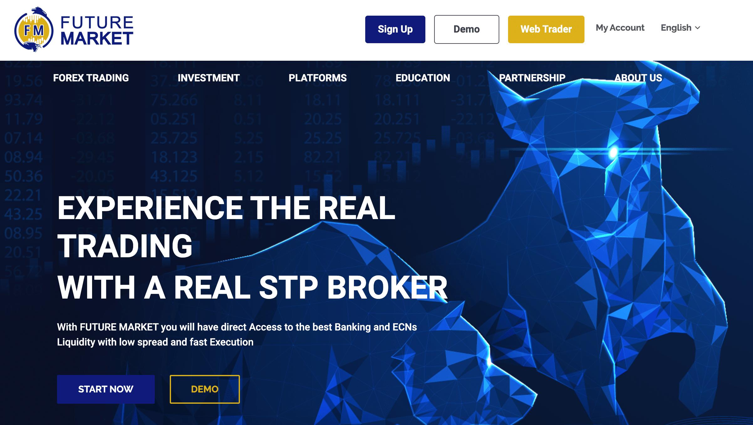 Future Market Broker truffa o funziona? Opinioni e recensioni